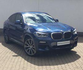 2018 BMW X4 DIESEL ESTATE M SPORT X
