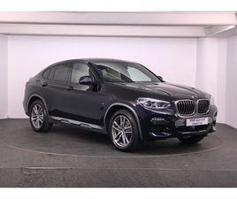 2019 BMW X4 X4 XDRIVE20D M SPORT X
