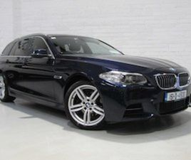 **AUTOMATIC**2015 BMW 520D SE BUSINESS TOURING EDI FOR SALE IN DUBLIN FOR €18900 ON DONEDE