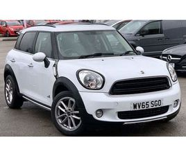 2015 MINI COUNTRYMAN 1.6 COOPER D ALL4 BUSINESS EDITION 5DR