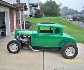 FOR SALE: 1929 FORD HOT ROD IN CADILLAC, MICHIGAN