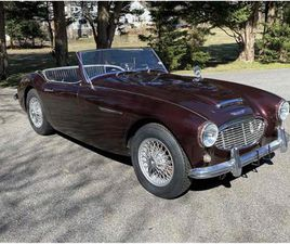 FOR SALE: 1960 AUSTIN-HEALEY 3000 MK I BT7 IN ANNAPOLIS, MARYLAND