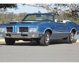 FOR SALE: 1971 OLDSMOBILE 442 IN SAN DIEGO, CALIFORNIA