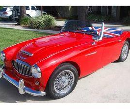 FOR SALE: 1961 AUSTIN-HEALEY 3000 IN CADILLAC, MICHIGAN