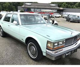 FOR SALE: 1977 CADILLAC SEVILLE IN STRATFORD, NEW JERSEY
