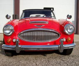 FOR SALE: 1966 AUSTIN-HEALEY 3000 MARK III BJ8 IN MEDINA, OHIO