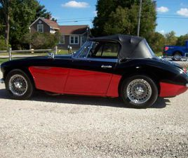 FOR SALE: 1967 AUSTIN-HEALEY 3000 MARK III BJ8 IN MEDIN, OHIO