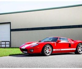 FOR SALE: 2005 FORD GT IN SUGAR HILL, GEORGIA