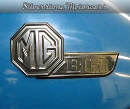 FOR SALE: 1974 MG MGB GT IN NORTH ANDOVER, MASSACHUSETTS