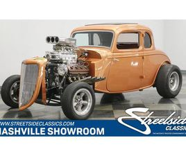 FOR SALE: 1934 FORD 5-WINDOW COUPE IN LAVERGNE, TENNESSEE