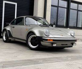 PORSCHE 911 (930) 3.3 TURBO 4V. 61.000 KM FIRST HAND ! NEW NEW