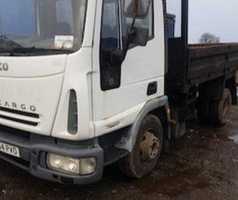 IVECO TIPPER FOR SALE IN MONAGHAN FOR € ON DONEDEAL