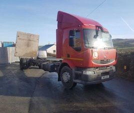#NEW STOCK#2011 RENAULT MIDLUM 270.18 FOR BREAKING FOR SALE IN DONEGAL FOR € ON DONEDEAL