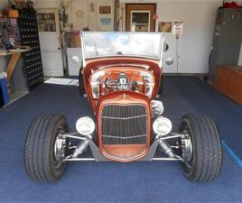FOR SALE: 1929 FORD STREET ROD IN CADILLAC, MICHIGAN