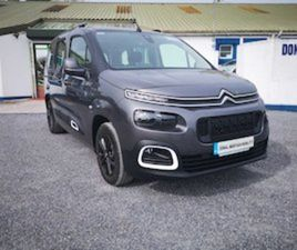 NEW BERLINGO WHEELCHAIR CAR FOR SALE IN WESTMEATH FOR €25500 ON DONEDEAL