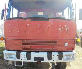 LKW/TRUCKS LKW TRUCKS TRUCKSMAGIRUSDEUTZ D17FEUERW