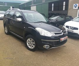 >APR 2008 CITROEN C-CROSSER 2.2 HDI CODE 5DR