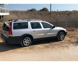 VOLVO XC70 2005, CARRINHA 210CV 5P GASOLINA 4X4 MANUAL, 1 PROPRIÉTARIO