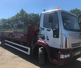 IVECO EURO CARGO 16T IVECO DROPSIDE FLAT PLALFING FOR SALE IN DOWN FOR € ON DONEDEAL