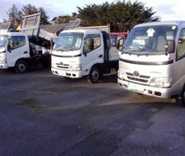 SELECTION OF TOYOTA DYNAS FOR SALE IN MEATH FOR € ON DONEDEAL