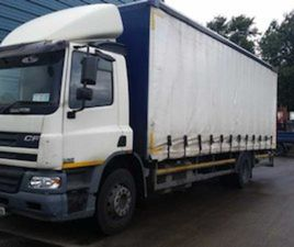 2007 DAF CF 65 220 26FT CURTAINSIDER FOR SALE IN DUBLIN FOR € ON DONEDEAL