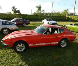 FOR SALE: 1972 DATSUN 240Z IN CADILLAC, MICHIGAN