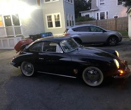 FOR SALE: 1964 PORSCHE 356C IN WEST PITTSTON, PENNSYLVANIA