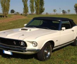 FORD MUSTANG FASTBACK CONVERTIBILE