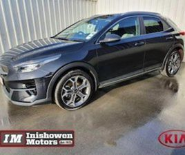 KIA XCEED 1.6 K3 5DR 10 FOR SALE IN DONEGAL FOR €28495 ON DONEDEAL