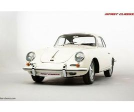 PORSCHE 356B 1600S // T6 KARMANN COUPE // FULLY RESTORED