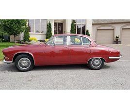 1968 JAGUAR 420 AUTO