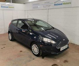 2013 (132) FORD FIESTA STYLE 1.2 PETROL FOR SALE IN LIMERICK FOR €7295 ON DONEDEAL