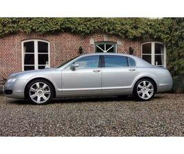 BENTLEY CONTINENTAL FLYING SPUR -
