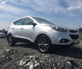 2014 EXECUITVE HYUNDAI IX35, ### FOR SALE IN GALWAY FOR €10990 ON DONEDEAL