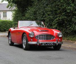 1959 AUSTIN HEALEY 3000