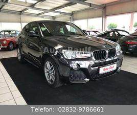 BMW X4 XDRIVE20I *M-PAKET* *XENON* *HEAD-UP* *AHK*