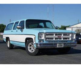 1976 GMC SUBURBAN 1500