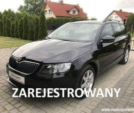 ŠKODA OCTAVIA - - 2.0 TDI/110KW,BEZWYPADEK,ASO SERWIS!