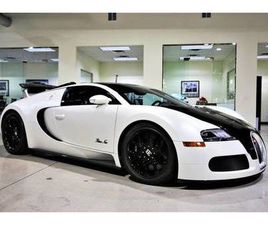 2010 BUGATTI EB VEYRON 16.4 FOR SALE