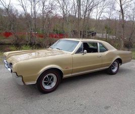 1967 OLDSMOBILE 442 SPORTS COUPE