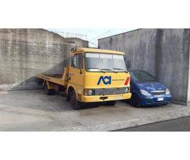 IVECO LKW/TRUCKS CARROATTREZZI FIAT IVECO 65 - ISOLI
