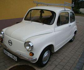 FIAT ZASTAVA 750 FICO!!!!!!!!!