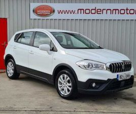 SUZUKI SX-4 S-CROSS 1.0 SZ-4 BOOSTERJET FOR SALE IN DONEGAL FOR €12495 ON DONEDEAL