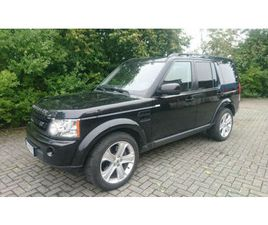LAND ROVER DISCOVERY SD V6 HSE STANDHEIZUNG
