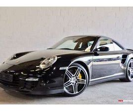 PORSCHE 911 TURBO 3.6I 480CV * TIPTRONIC *
