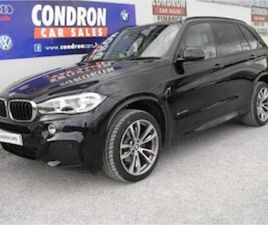 BMW X5 2.0 S-DRIVE25D M SPORT ( 171 REG ) FOR SALE IN CARLOW FOR € ON DONEDEAL