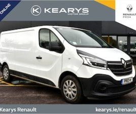 RENAULT TRAFIC ENERGY DCI 120 BUSINESS FOR SALE IN CORK FOR €20895 ON DONEDEAL