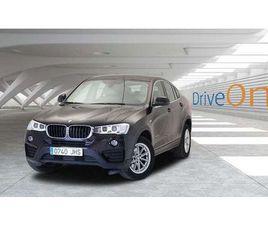 BMW X4 XDRIVE 20DA DEPORTIVO O COUPÉ DE SEGUNDA MANO EN MADRID | AUTOCASION