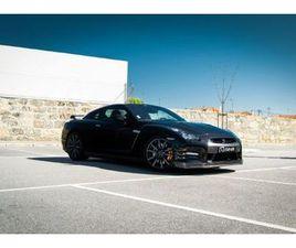 NISSAN GT-R R35 BLACK SERIES A GASOLINA NA AUTO COMPRA E VENDA