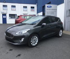 FORD FIESTA TITANIUM ECOBOOST 71 EURO PER WEEK FOR SALE IN WEXFORD FOR €22750 ON DONEDEAL